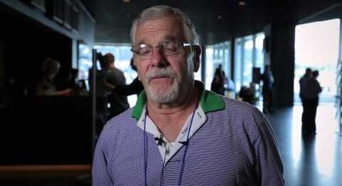 Esperanto conference in Reykjavik Iceland July 2013 - testimonial Gerry Phelan