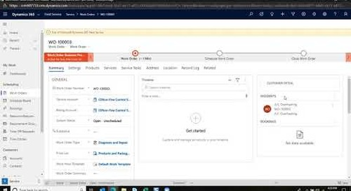 How to Convert a Case to a Work Order in Microsoft Dynamics 365 Field Service