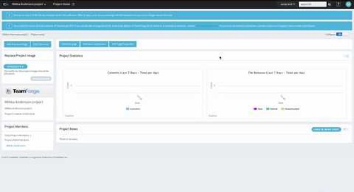 Getting Started with TeamForge SCM