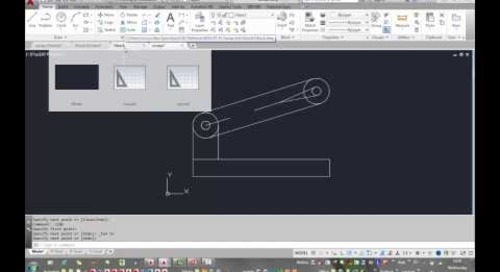Precision Drafting  Object Snaps and Object Tracking