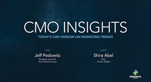 CMO Insights: Shira Abel, CEO of Hunter & Bard