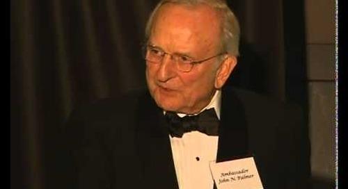 John Palmer - 2008 Innovators Hall of Fame Legends Award Recipient