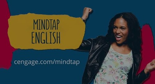Learn More About MindTap English