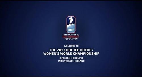 IIHF 2017 in Reykjavik, Iceland