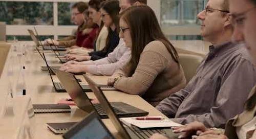 Lenovo Data Center Group Executive Briefing Center - RTP