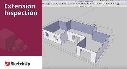 SketchUp Extension Inspection: 3D Offset