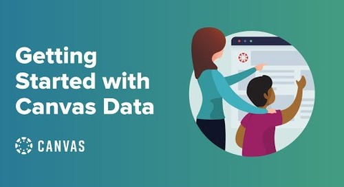 Getting Started with Canvas Data