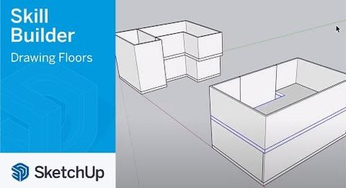 [Skill Builder] Drawing Floors