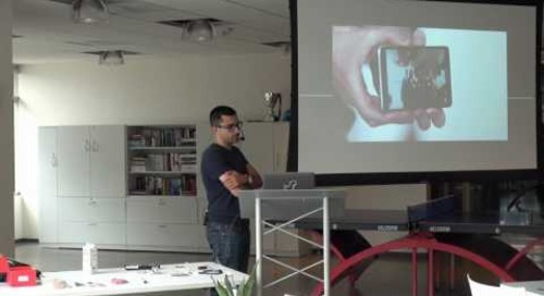 BBC MicroBits: Programming Made Fun Again — Matt Aimonetti