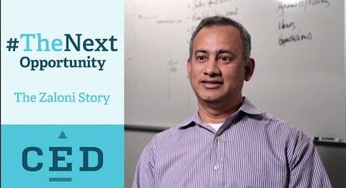 The Zaloni Story - CED Tech Venture Conference 2016