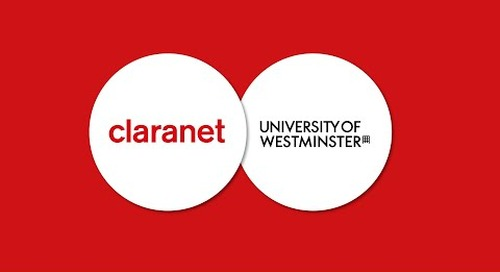Westminster University Pioneers Programme