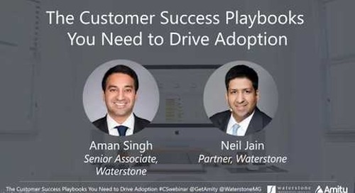 Customer Success: Playbooks You Need to Drive Adoption