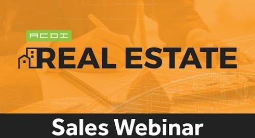 PaperCut MF for Real Estate Firms | Sales Webinar