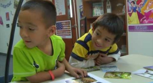 Letters Alive Helps with Early Literacy Skills