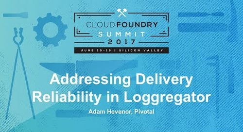 Addressing Delivery Reliability in Loggregator