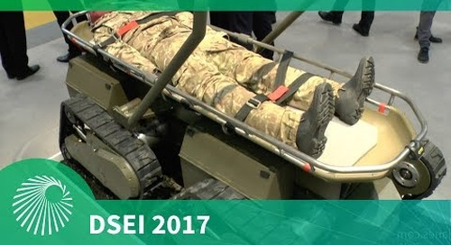 DSEI 2017: Ironclad unmanned ground vehicle - BAE Systems
