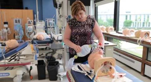 Respiratory Therapy Admission Video