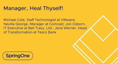 Manager, Heal Thyself!