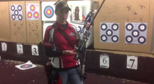 Archery Bow Basics With Erika Jones