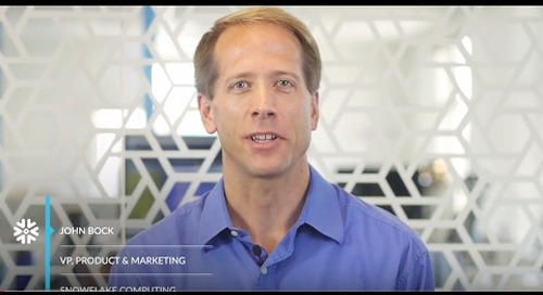 How the Data Warehouse Built for the Cloud Exceeds All Other Data Analytics Platforms