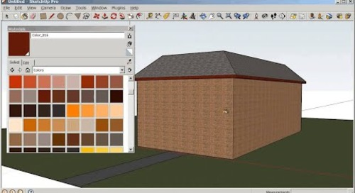 SketchUp Basics for K-12 Education - 7