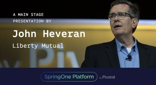 John Heveran, Liberty Mutual at SpringOne Platform 2017