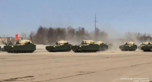 Russian Land Forces Modernisation