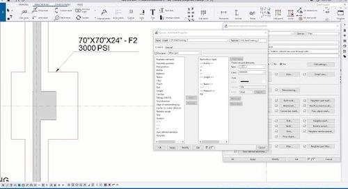 General Arrangement Drawings – View, Dimension, and Mark Settings