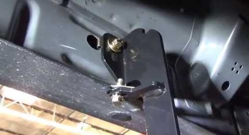 Installation of Westin Signature 3 inch Nerf Step Bars on 2014-15 GM Sierra/Silverado