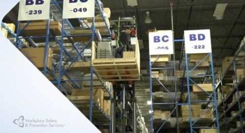 Warehouse Safety Tips - Understand your risks