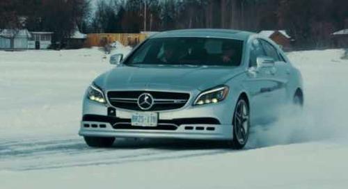 Mercedes Benz AMG Driving Academy   Gimli, MB