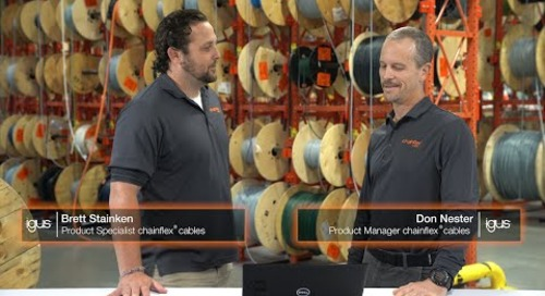 chainflex® Continuous-flex Cable Lifetime Calculator