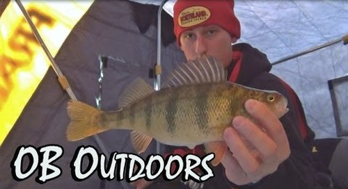 Lake Winnebago Jumbo Perch: OB Outdoors - Episode 3