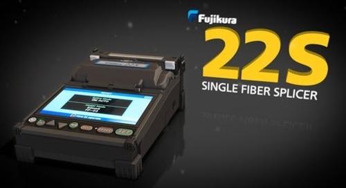 Fujikura 22S Fusion Splicer