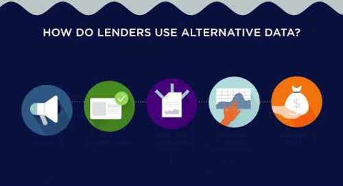 Alternative Credit Data Across the Customer Lifecycle
