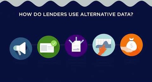 Alternative Credit Data Across the Customer Lifecycle
