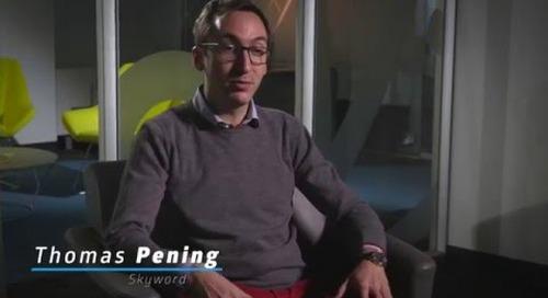 Pressure – Thomas Pening, Skyword, Video #1