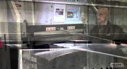 Trumpf CNC Press Brake Capability Video #2