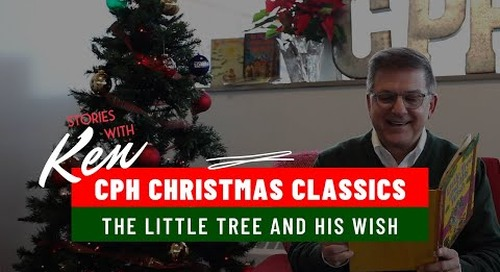 Little Tree and His Wish | Christmas Story Book Read Aloud by Ken Ohlemeyer