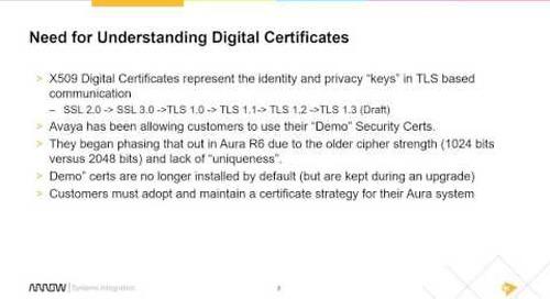 Instant Insight: Understanding TLS Security Certificates