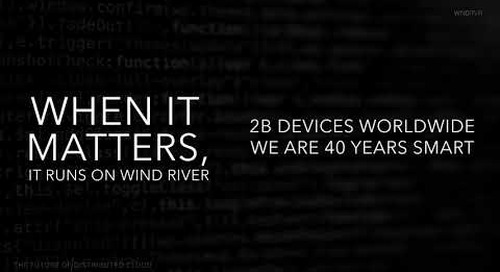 The Future of Distributed Cloud: About Wind River