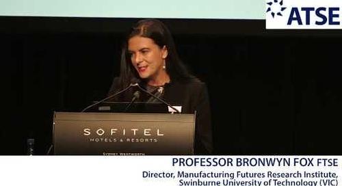 ATSE 2017 New Fellow: Professor Bronwyn Fox