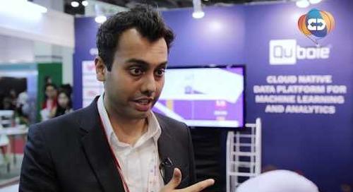 Big Data World Singapore - Meet Qubole