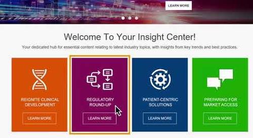 Parexel Insight Center