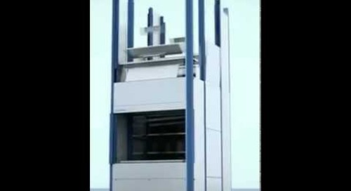 Installing Vertical Lift Modules | Kardex VLM Installation