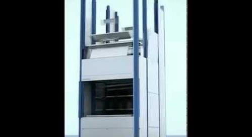 Installing Vertical Lift Modules   Kardex VLM Installation