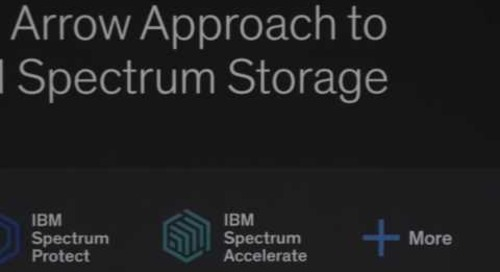 The Arrow Approach to Spectrum Storage