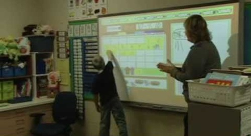 SMART Boards, Document Cameras in Action at Reeths-Puffer Schools