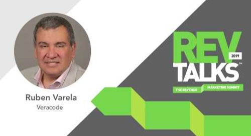 The Role Of Revenue Operations In Change Management | Ruben Varela at REVTalks 2019