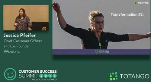 3 Ways Machine Learning Will Transform Your VoC Strategy - Customer Success Summit 2018 (Track 2)